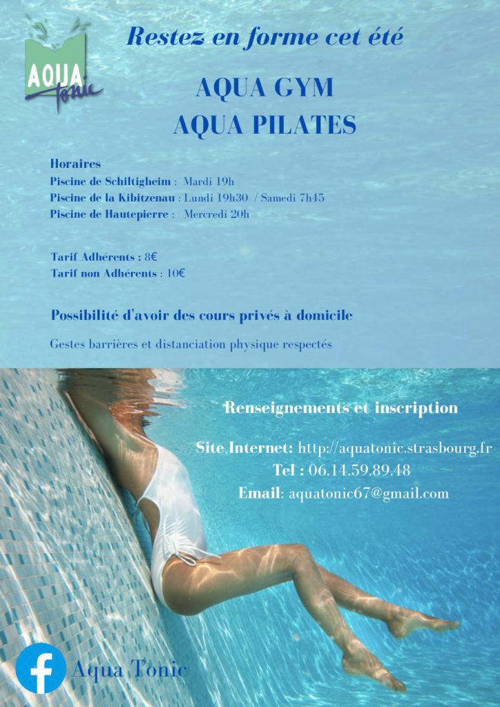 Aqua Gym Strasbourg