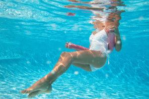 Cours de juin et fermeture de la piscine de l'Abrapa