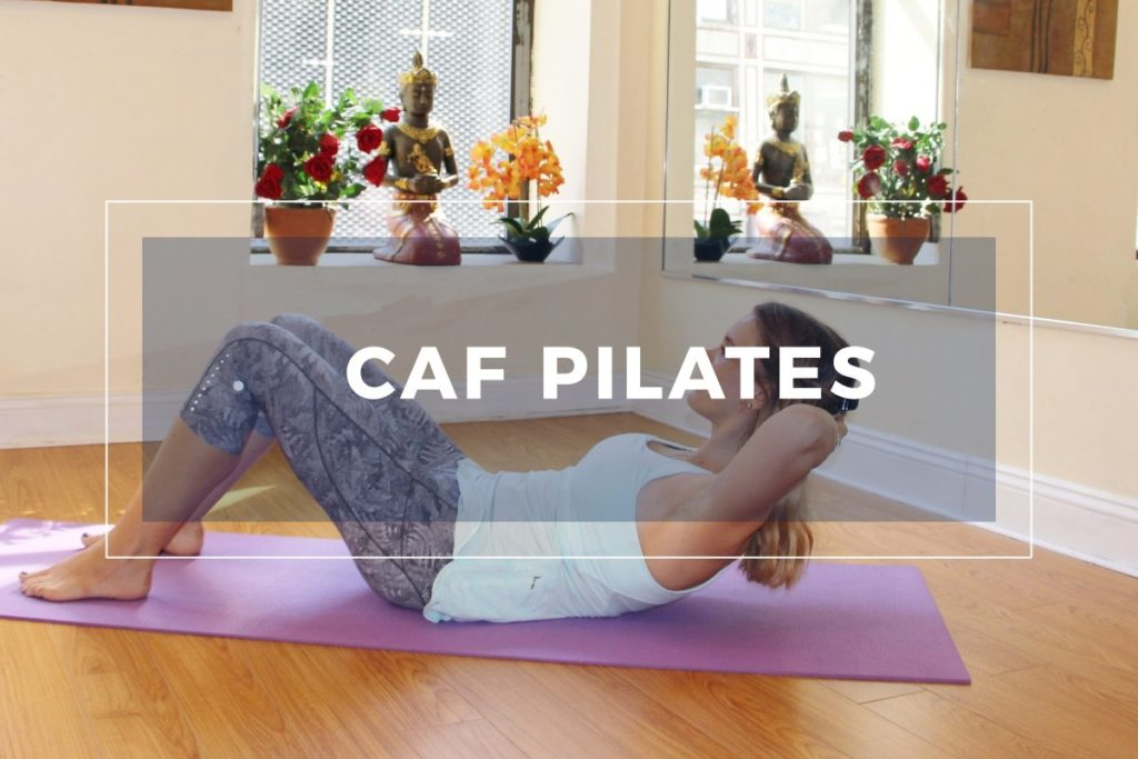 Cours caf pilates Strasbourg