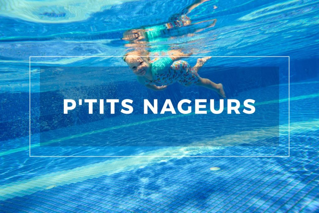 Cours petits nageurs Strasbourg