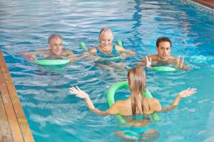 Aqua Tonic Aquagym Strasbourg